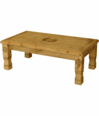 Sonora Star Rectangular Coffee Table