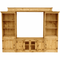Sonora Wall Unit Entertainment Center