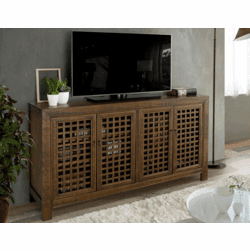 """Taos Accent Cabinet 70"""""""