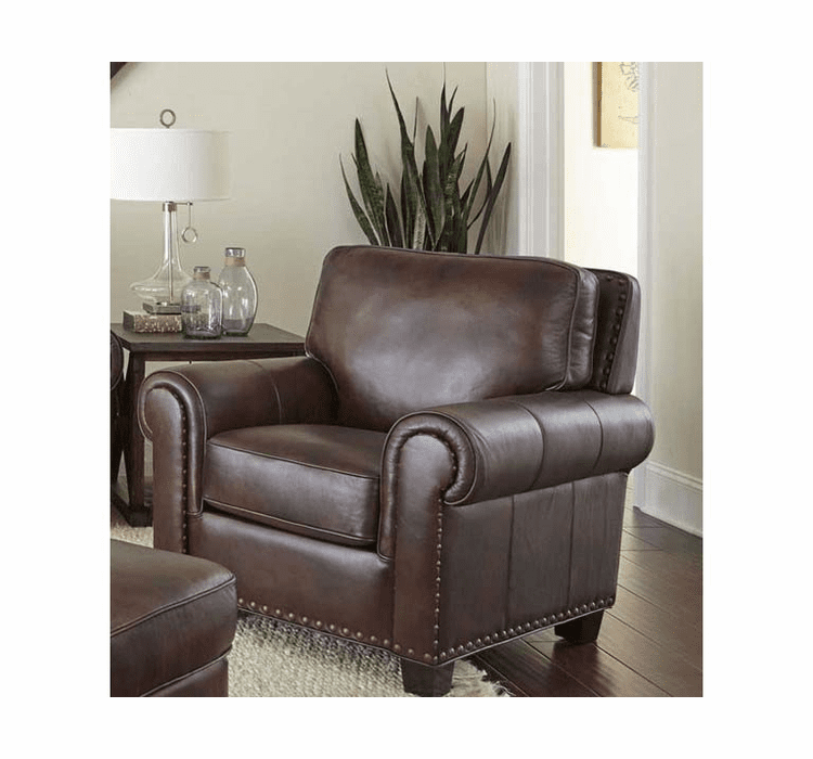 Taos Leather Chair