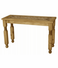 Taos Marble Console Table