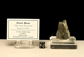 Acasta Gneiss Slave Lake NW Territories Canada - Sold!