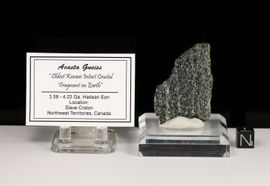 Acasta Gneiss Slave Lake NW Territories Canada