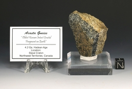 Acasta Gneiss Slave Lake NW Territories Canada Large