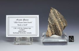Acasta Gneiss Slave Lake NW Territories Canada Large - New!