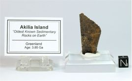 "Akilia Island ""Oldest Known Sedimentary Rocks on Earth"""