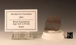 Banded Iron Formation Brazil