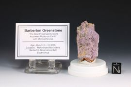 Barberton Greenstone Microspherules Makhonjwa Mountains South Africa