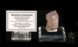 Barberton Greenstone Microspherules Makhonjwa Mountains South Africa - Sold!