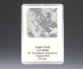 Cape York Meteorite for Sale Greenland