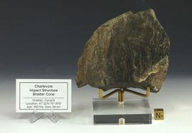 Charlevoix Shatter Cone Large Canada