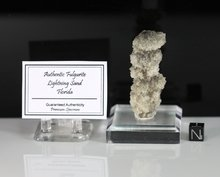 High Quality Fulgurite Lightning Sand Swirling Pattern All-Natural