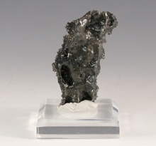 "Fulgurite Lighting Sand Glass ""Icarus"""