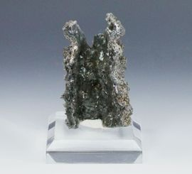 """The Dark Tower"" Fulgurite Lightning Sand Glass NEW!"
