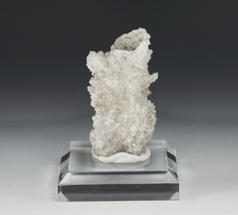 "White Fulgurite Lightning Sand ""Happy Hula Dancer"" NEW!"