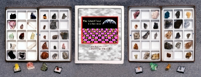 Grand Tour of the Periodic Table Elements Mineral Collection, Updated 2020