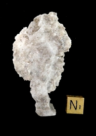 Authentic Fulgurite Lightning Sand