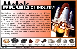 Metals of Industry