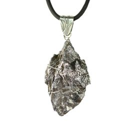 Iron Meteorite Campo del Cielo Space Rock Jewelry Large