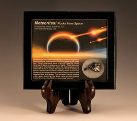 Meteorites! Rocks from Space Collection Collectible