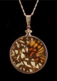 Authentic Mosiac Butterfly Wing Jewelry