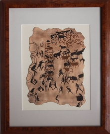 Petroglyph Rock Art for Sale Reproduction
