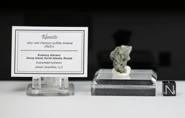 Rheniite Mineral Containing Rhenium - New!