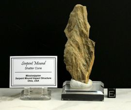 Serpent Mound Shatter Cone
