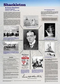 Ernest Shackleton Poster