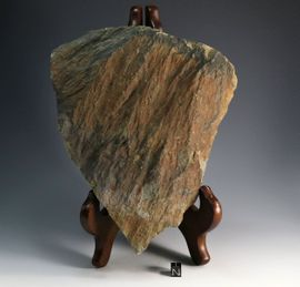 Sudbury Impact Crater Shatter Cone 5 Lbs Large