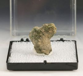 Green Black Trinitite for Sale Atomic Glass