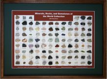 World Minerals Rocks and Gems Collection