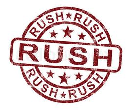 XRF Rush Services 1-2 Days