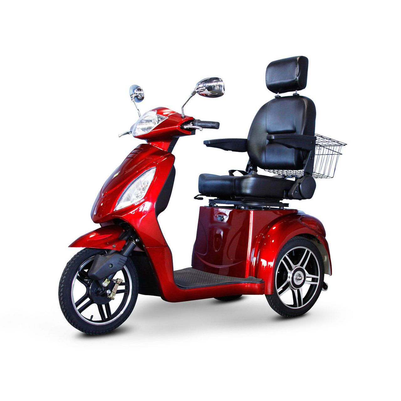 3 Wheel Electric Mobility Scooter 500 Watt 48 Volt EMS-36 W ... on