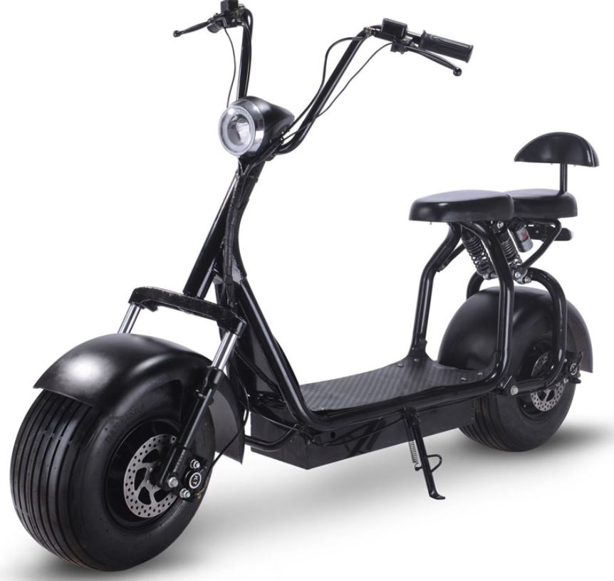 MotoTec Knockout 48v 1000w Electric Scooter