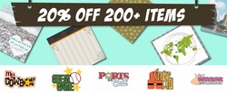 20% off over 200+ items - 2 Days Only!