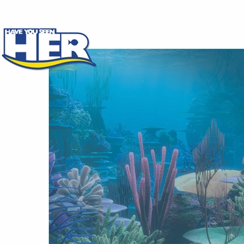 2SYT Finding Dory: Have You Seen Her 2 Piece Laser Die Cut Kit