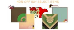 40% off these Select Items