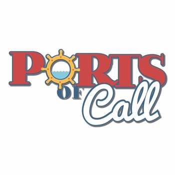 Anchors Aweigh: Ports of Call Laser Die Cut