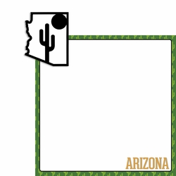 Arizona 2 Piece Laser Die Cut Kit