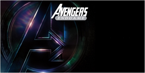 Avengers Engame Double Page Layout Kit