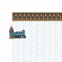 BBQ: Sweet Summer Fun 2 Piece Laser Die Cut Kit