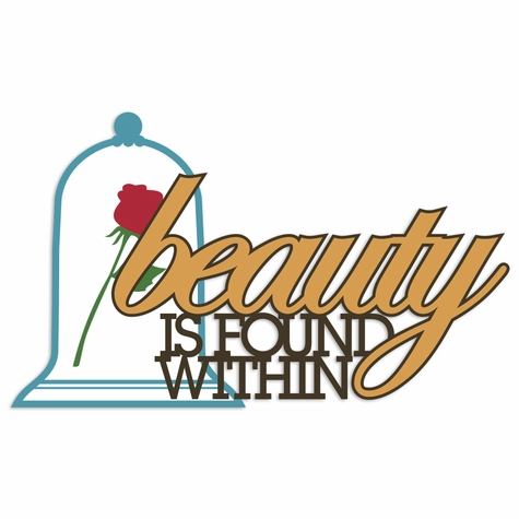 Belle: Beauty Found Laser Die Cut