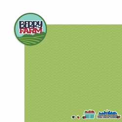 Berrylicious: Berry Farm 2 Piece Laser Die Cut Kit