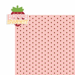 Berrylicious: Berry Sweet 2 Piece Laser Die Cut Kit