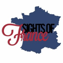Bonjour: Sights of France Laser Die Cut