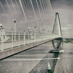 Charleston: Arthur Bridge 12 x 12 Paper