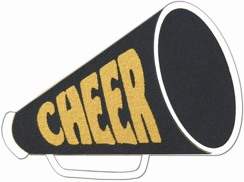 Cheer Laser Die Cut