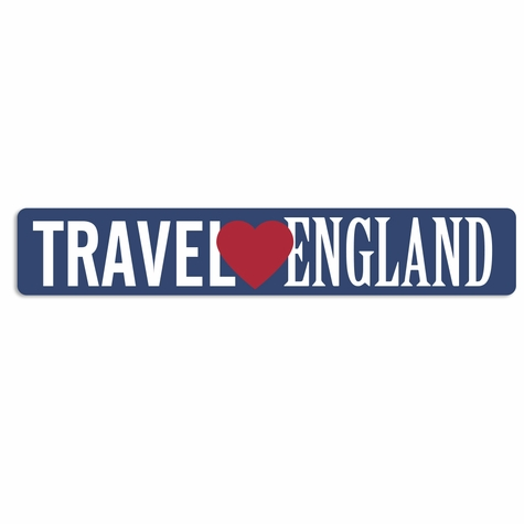 Cheerio:Travel England Laser Die Cut