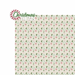 Christmas Baking: Christmas Treats 2 Piece Laser Die Cut Kit
